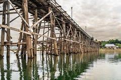 Uttamanusorn Bridge Royalty Free Stock Image