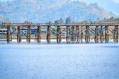 Uttamanusorn Bridge Stock Photography