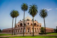 72 uttar 1565年结构d德里humayun印度mughal pradesh s的坟茔 库存图片