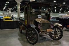 Uttrycklig modell 221 för Ford Model T mycket överkant Arkivfoton