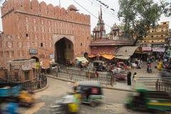 Uttryckliga Jaipur Royaltyfria Bilder