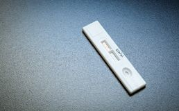 Uttryckligt hiv-prov fotografering för bildbyråer