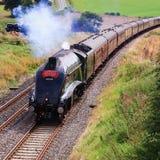 Uttryckt Cumbrian berg Fotografering för Bildbyråer