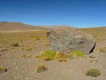 Uturunku volcano, Altiplano, Bolivia. Stock Image