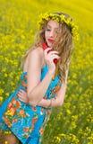 utvändig pepparkvinna Royaltyfria Bilder