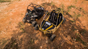 UTV off road four wheel drive Royalty Free Stock Photo