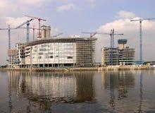 utvecklingswaterside Royaltyfria Bilder