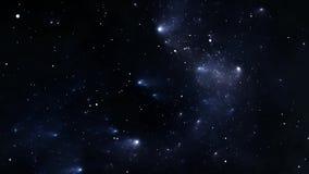 Utvidgande nebulosa royaltyfri illustrationer
