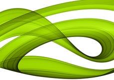 utworzenie abstrakcyjna green Zdjęcia Royalty Free