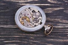 uurwerk Royalty-vrije Stock Afbeelding