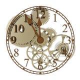 uurwerk royalty-vrije illustratie