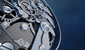 uurwerk stock illustratie