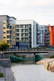 Uutela Canal Stock Photography