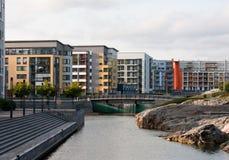 Uutela Canal Royalty Free Stock Image