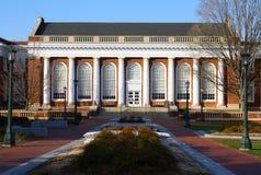 UVA Alderman Library Royalty Free Stock Photo