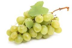 Uva blanca Imagen de archivo libre de regalías