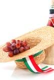 Uva dall'Italia Fotografie Stock