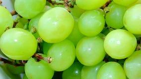 Uva-grupo verde Imagens de Stock