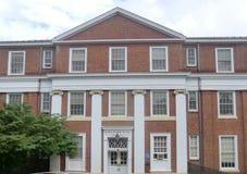 UVA Hospital Barringer Wing. Charlottesville, Virginia Stock Photos