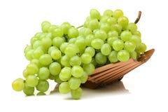 Uva verde foto de stock
