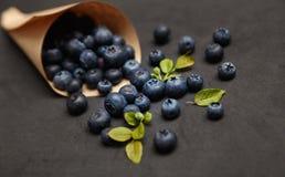 Uvas-do-monte frescas Imagem de Stock