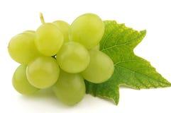 Uvas dulces Foto de archivo