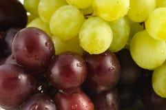 Uvas frescas Imagens de Stock