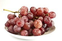 Uvas maduras imagens de stock