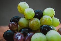 Uvas maduras 2 Foto de archivo