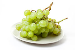 Uvas saborosos Fotos de Stock Royalty Free