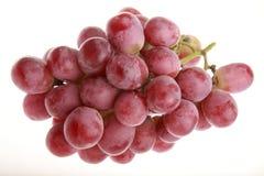 Uvas vermelhas Fotografia de Stock Royalty Free