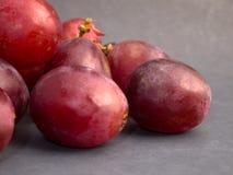 Uvas vermelhas Foto de Stock Royalty Free