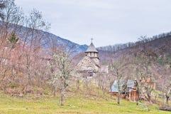 Uvaz kloster royaltyfri bild