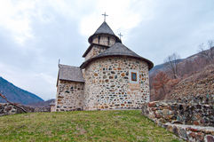 Uvaz kloster arkivbilder