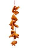 uwędzeni kurczaków skrzydła Zdjęcie Royalty Free