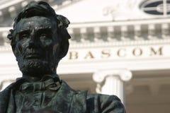 Uw bascom Halle Lincoln verlassen Lizenzfreies Stockbild