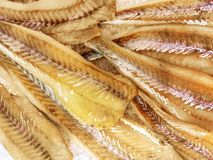 Uwędzona ryba Obraz Royalty Free