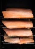 Uwędzona ryba Zdjęcie Stock