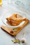 Uwędzony kurczak Zdjęcie Royalty Free