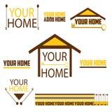 Uw Huis Stock Foto's