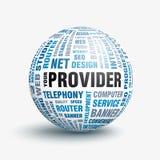 Uw Internet-leverancier Stock Fotografie