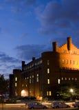 UW Madison Evening Royalty Free Stock Photo