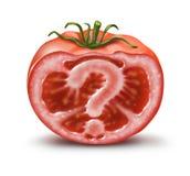In Uw Voedsel Royalty-vrije Stock Afbeelding