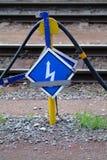 uwagi energii elektrycznej Zdjęcie Stock