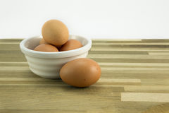 Uwalnia pasm jajka. Zdjęcia Royalty Free