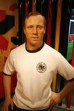 Uwe Seeler. JULY 10, 2008 - BERLIN: the wax figure of Uwe Seeler - opening of the waxworks Madame Tussauds, Unter den Linden, Berlin stock photos
