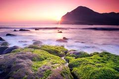 uwertura wschód słońca Zdjęcia Stock