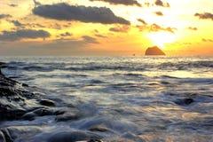 uwertura wschód słońca Obrazy Stock