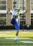 University of West Florida Football Royalty Free Stock Photos