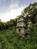 Uwielbia wierza w PhatTich pagodzie, BacNinh provice, Wietnam Fotografia Stock
